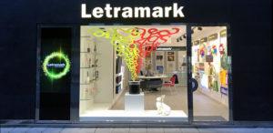 Showroom Letramark