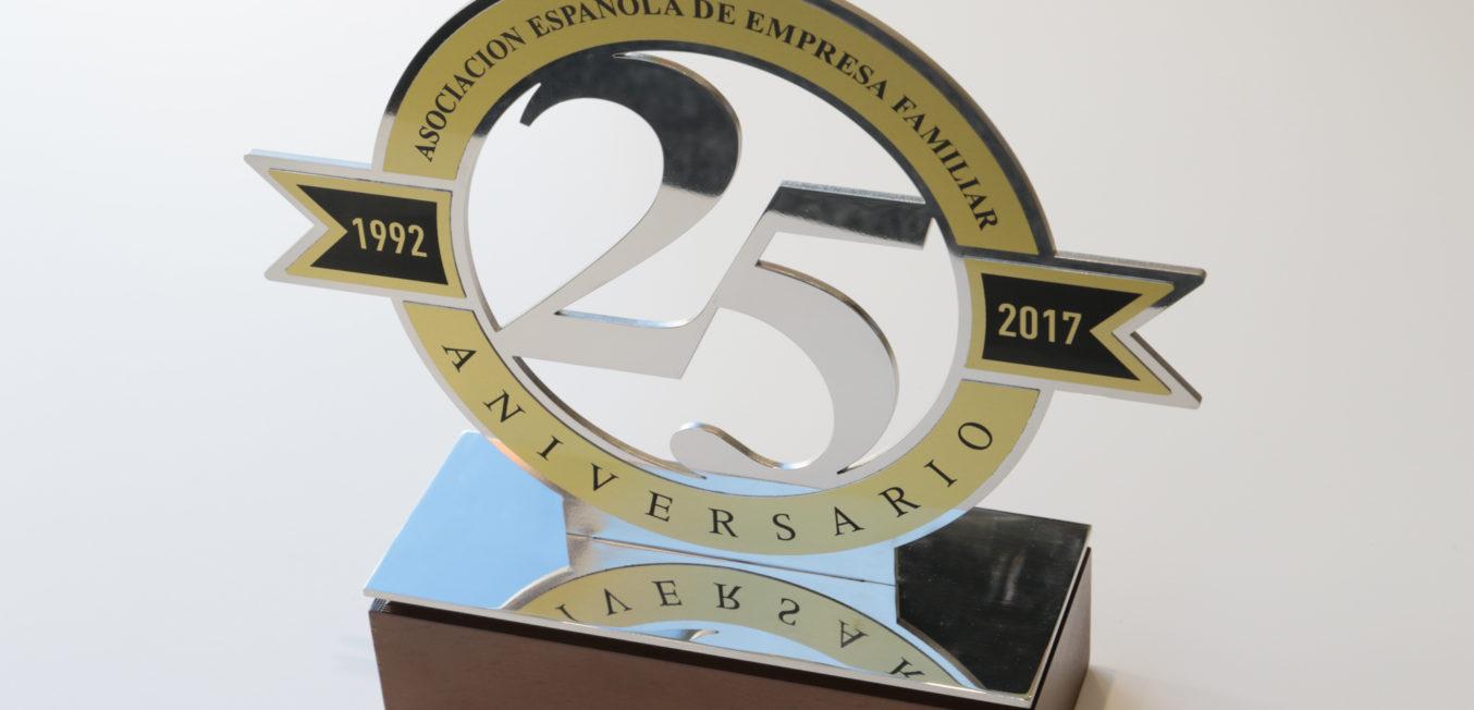 Trofeos corporativos