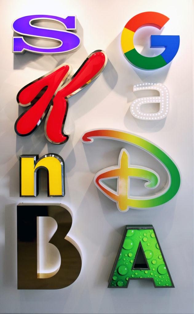 Letras corp reas letramark dise o y fabricaci n de - Fabricacion letras corporeas ...