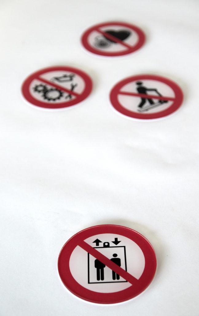 señalización-prohibición-metacrilato-LETRAMARK